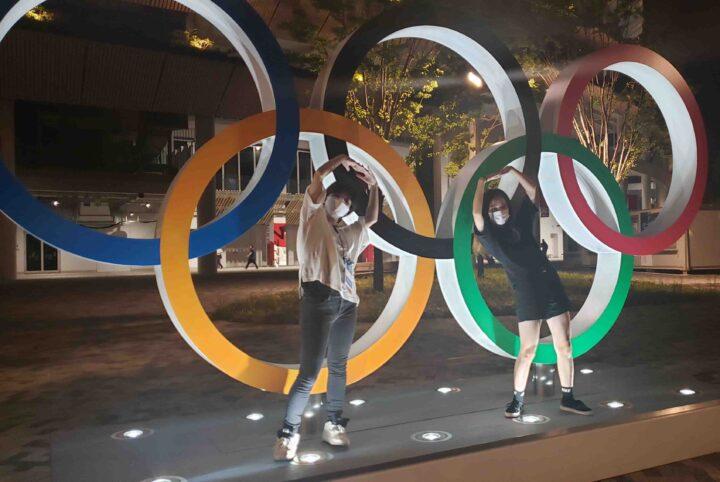8月8日 オリンピック閉幕式